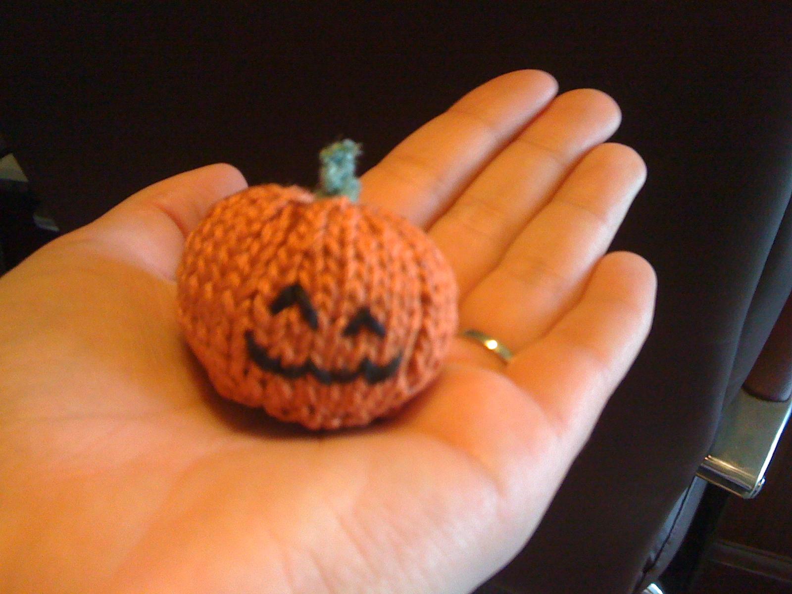 Pick-pocketed Pumpkin Pattern Kirinas Closet